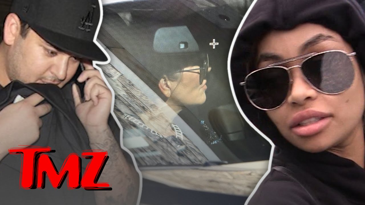 Blac Chyna Finally Speaks!! | TMZ 3