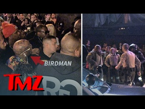 Birdman -- DENIED at Nicki Minaj Pre-Grammy Party | TMZ 1