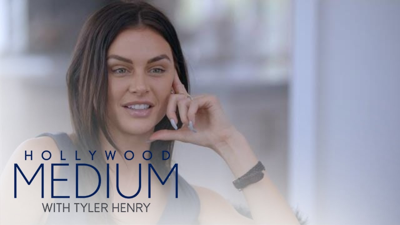 Lala Kent Really Wants to Connect to Late Father--& Does! | Hollywood Medium with Tyler Henry | E! 1