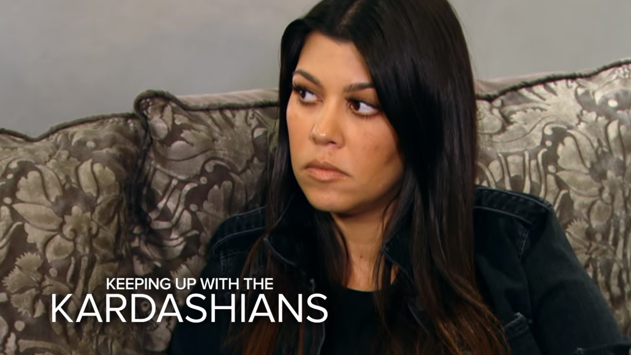 KUWTK | Kris Jenner Breaks Down Over Rob's Struggles | E! 2