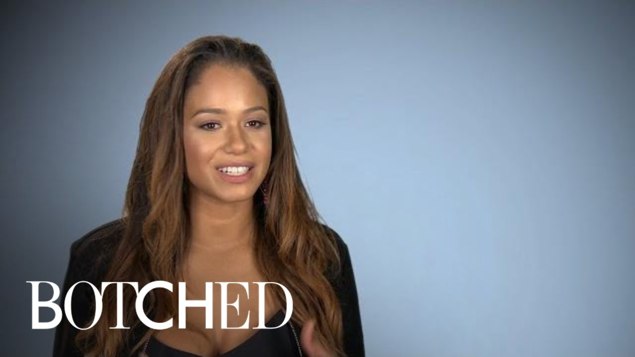 Drs. Dubrow Has Concerns About Working on Christina Milian's Sister | Botched | E! 1