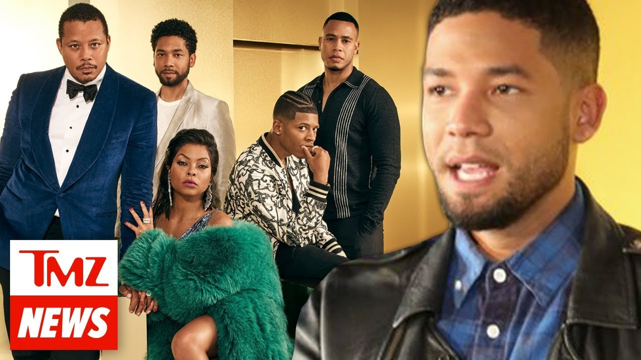 'Empire' Cast and Crew Fiercely Divided Over Jussie Smollett | TMZ NEWSROOM TODAY 1