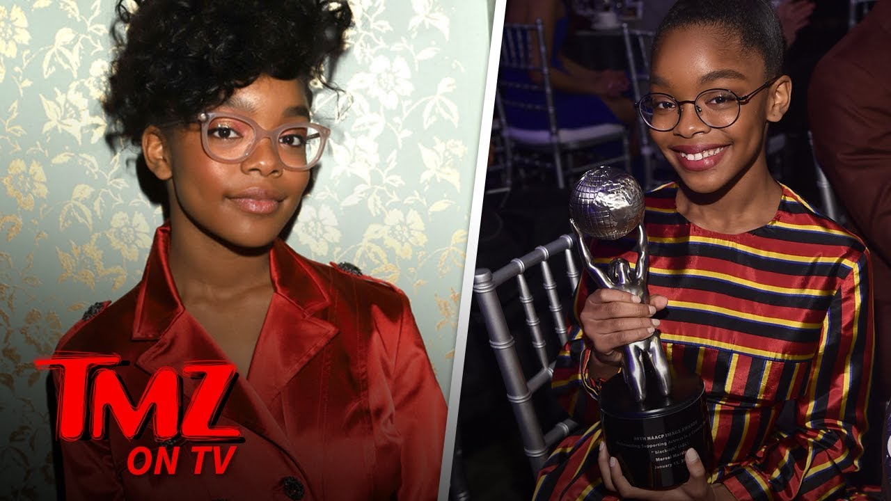Black-ish Star Is The Youngest Executive Producer Ever | TMZ TV 2