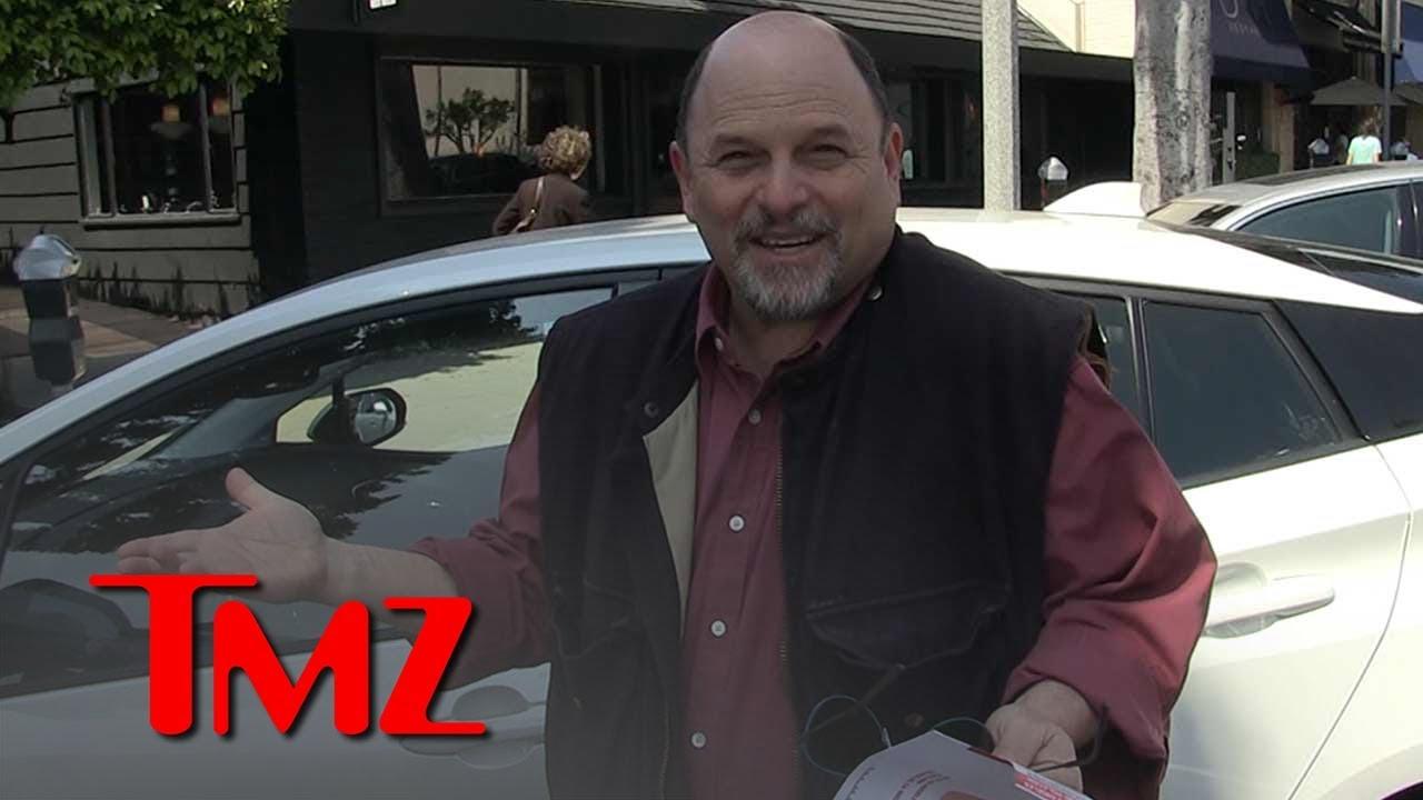 Jason Alexander Talks Krispy Kreme Owners' Nazi Family History | TMZ 2