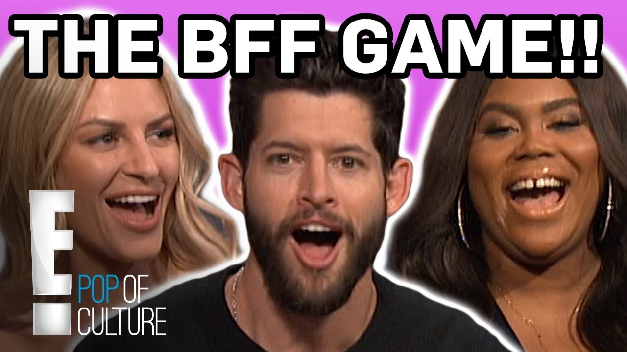 Morgan Stewart & Nina Parker: Who Knows Hunter March Best? | E! 4