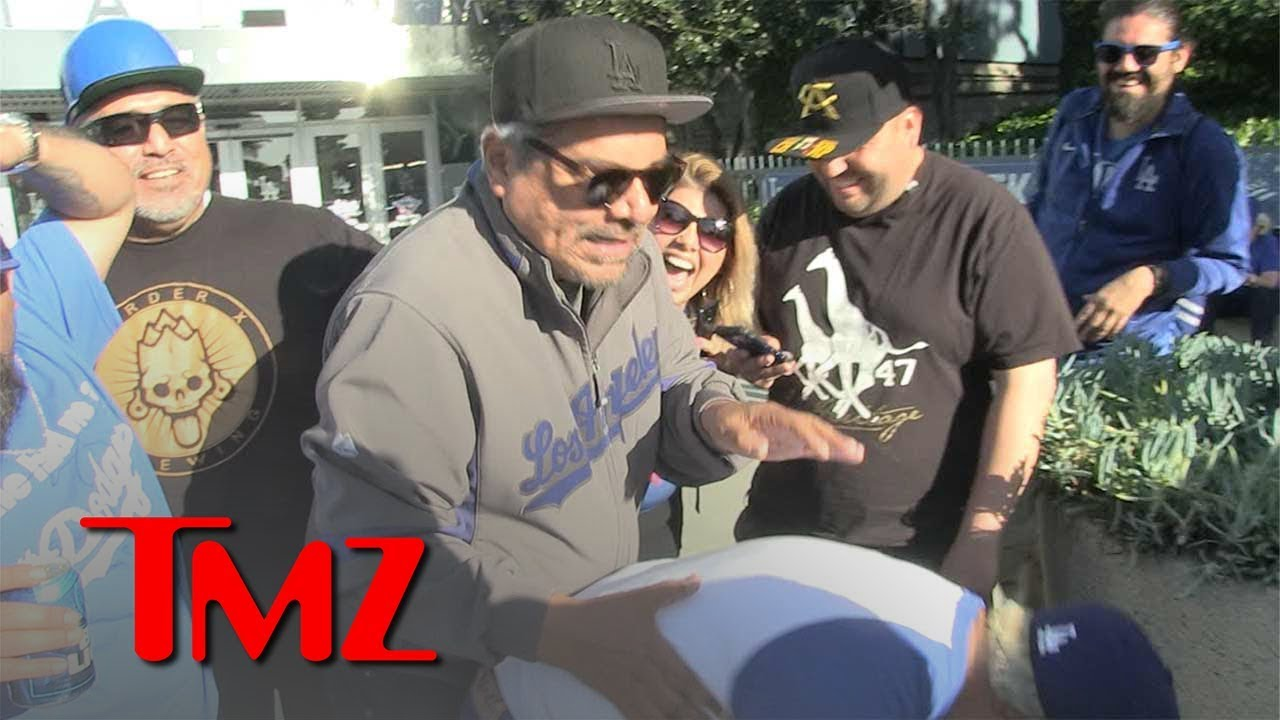 George Lopez's Boozy Day at Dodger Stadium Ends with Raunchy Trump Convo | TMZ 3