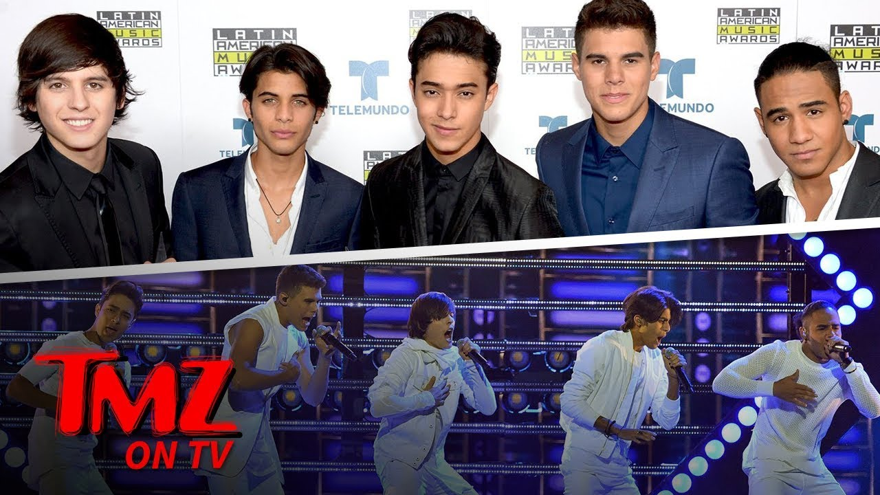 Fans Throw AVOCADOS On Stage At CNCO Concerts?! | TMZ TV 3