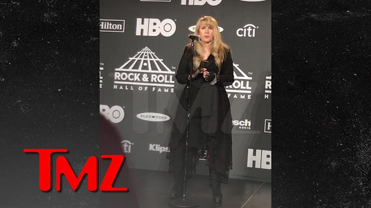 Stevie Nicks Says Harry Styles Was in 'NSYNC At Rock and Roll HOF Induction 1