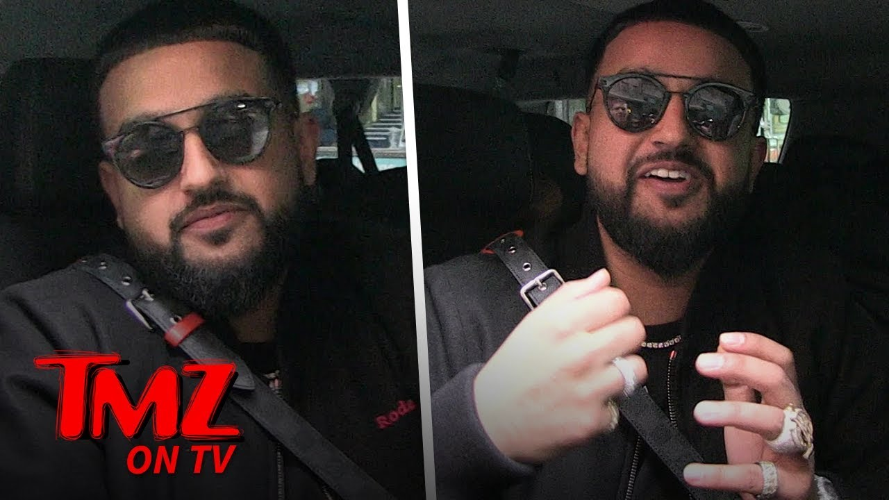 Canadian Rapper Nav On TMZ Is Finally A Thing | TMZ TV 4