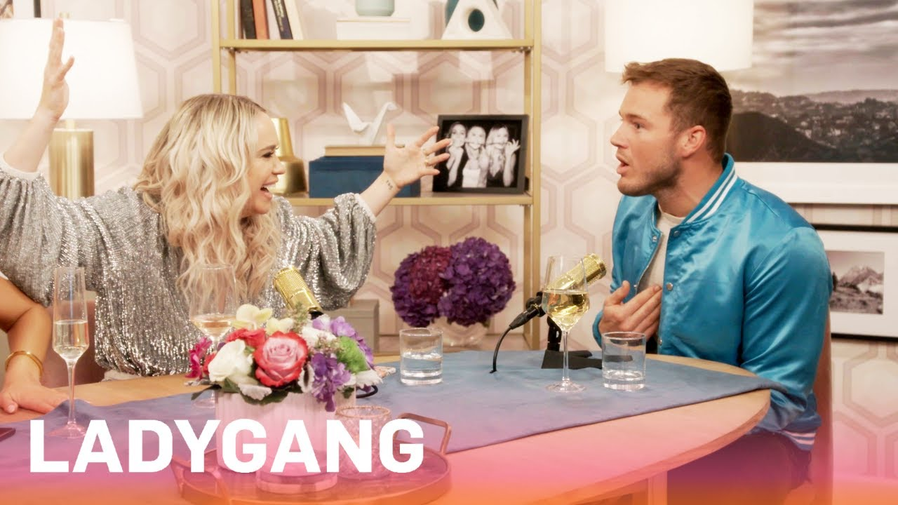 Colton Underwood Gets Slammed For Picking Double Halo Ring | LadyGang | E! 2