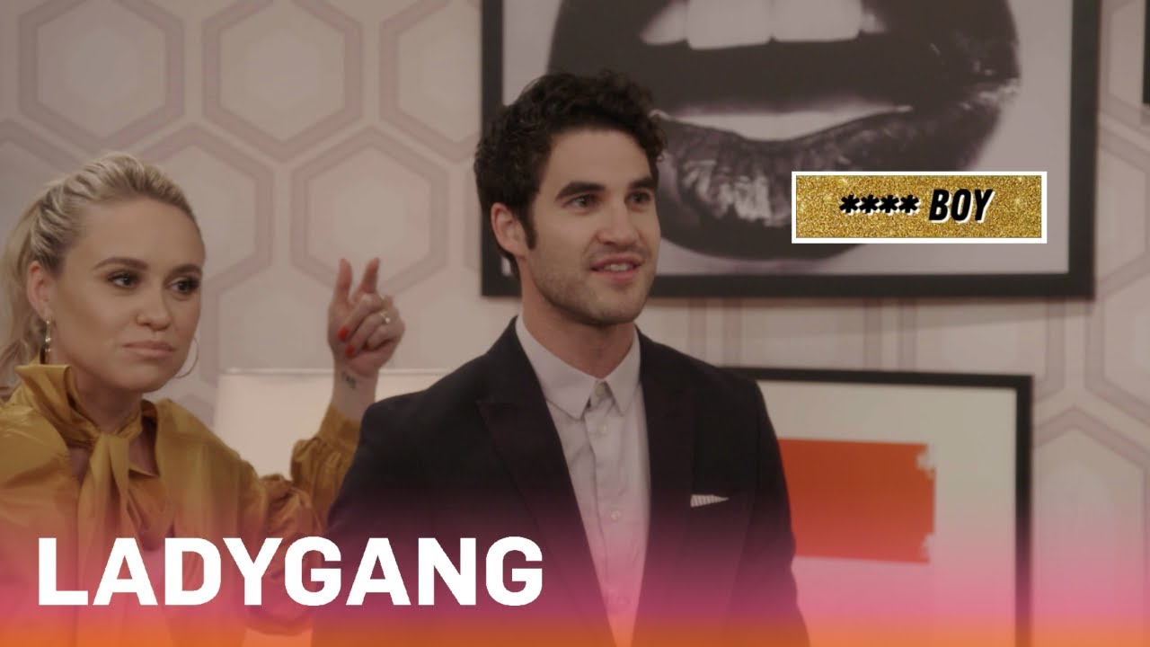 "Darren Criss Becomes a ""F--kboy"" on ""LadyGang"" 