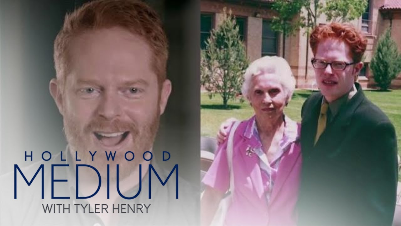 Jesse Tyler Ferguson Learns He Is His Late Grandmother's Favorite | Hollywood Medium | E! 4
