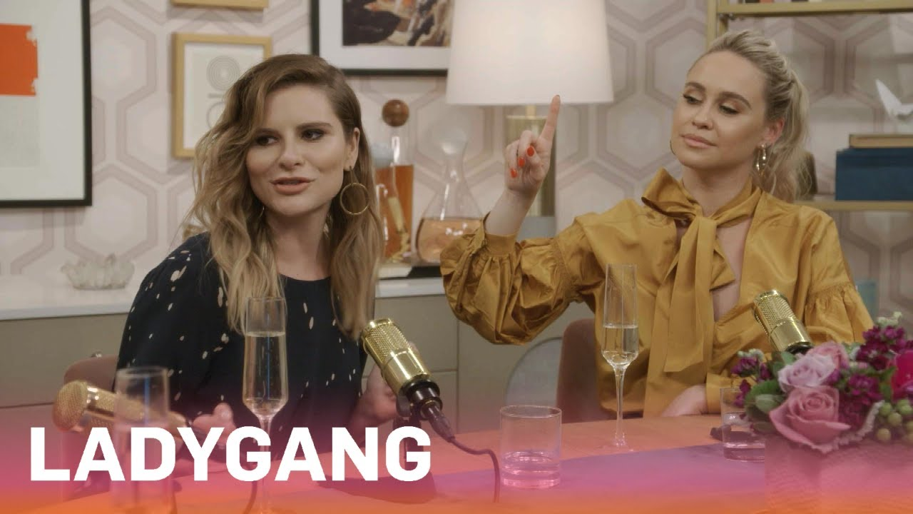 "Pubes on Bar Soap?! The ""LadyGang"" Debates 