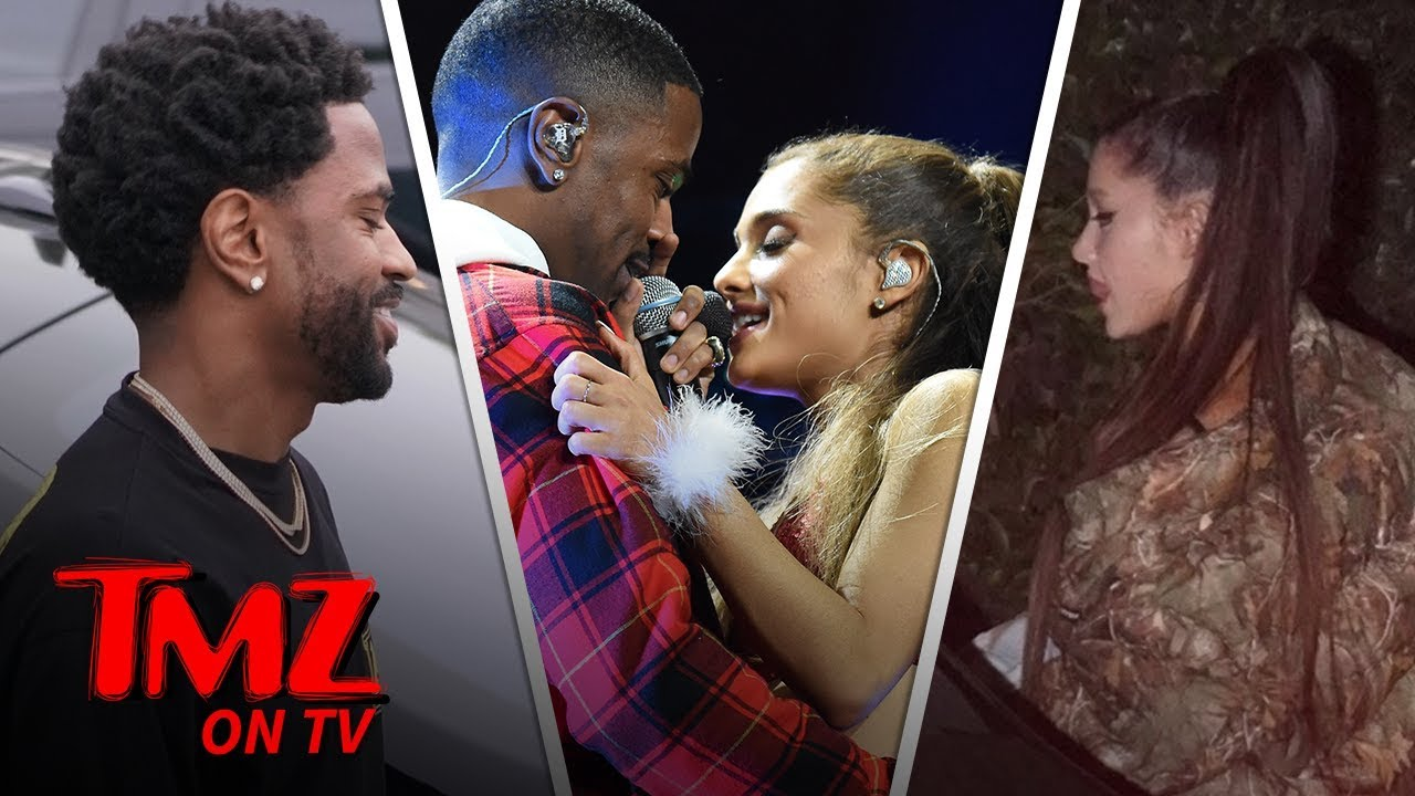 Ariana Grande & Big Sean Seen Hanging Out Again | TMZ TV 5