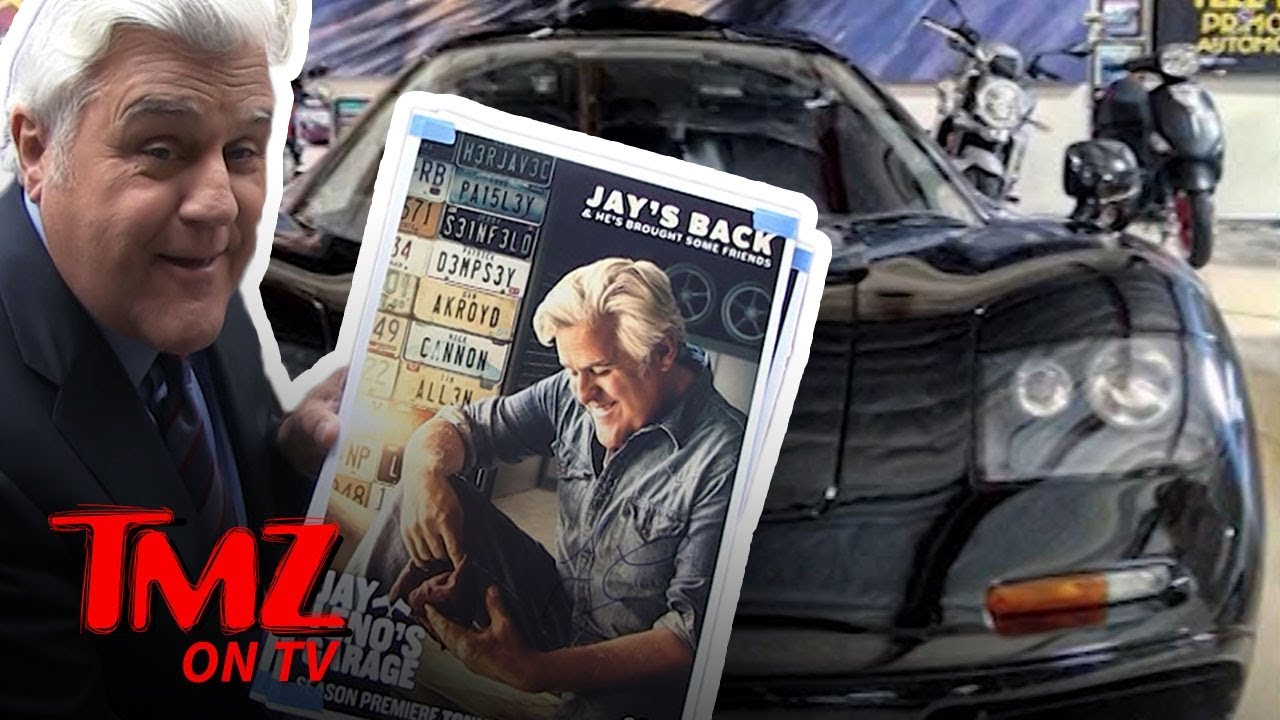 Jay Leno Reveals His Number One Car | TMZ TV 1