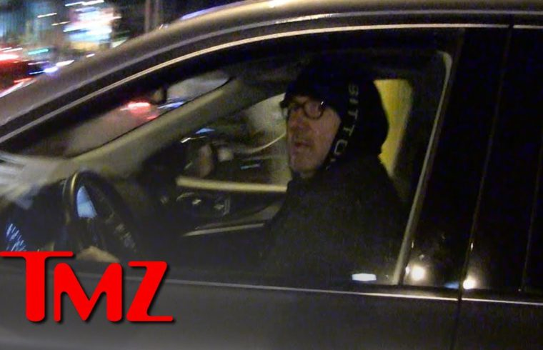 Kevin Spacey Seen in L.A. for First Time Since Sexual Assault Court Date | TMZ 1