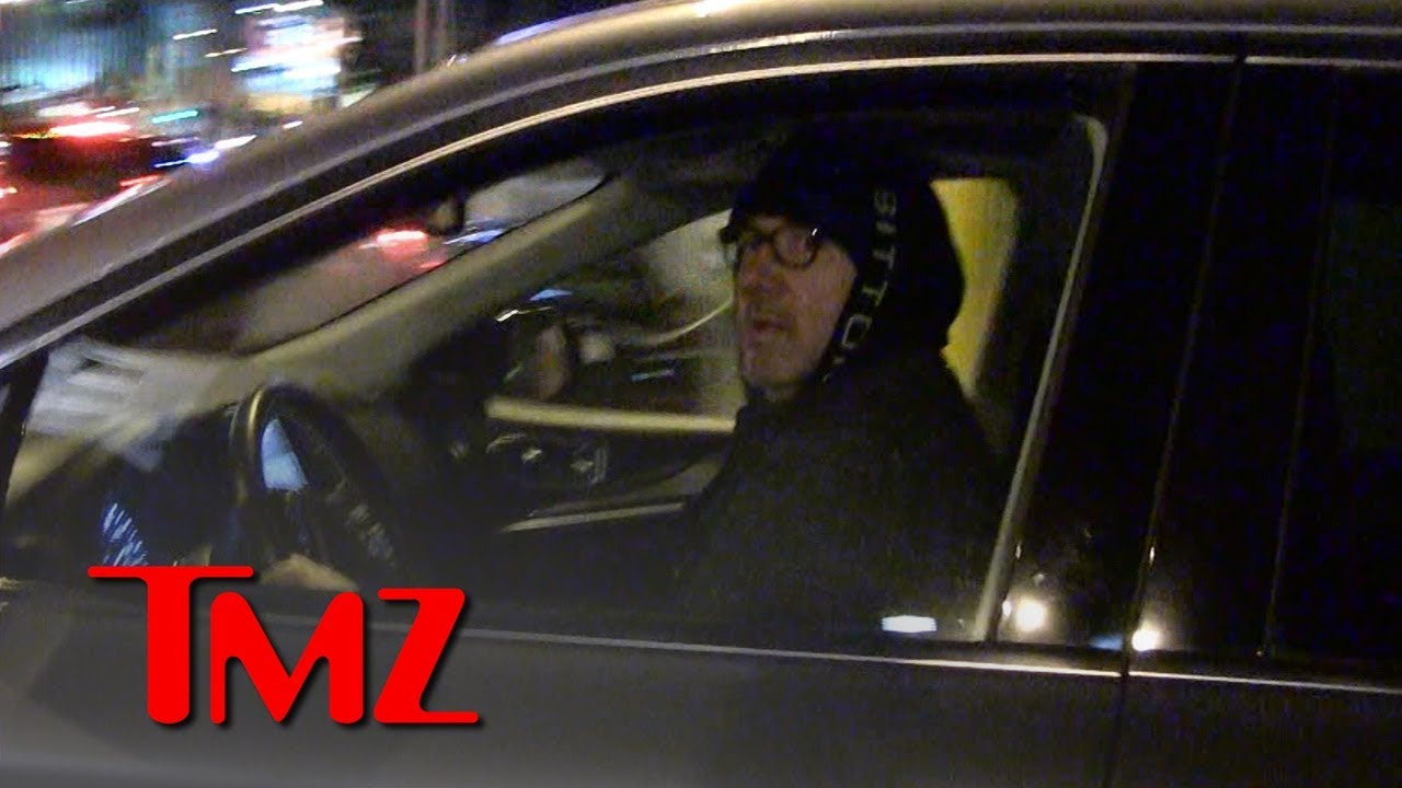 Kevin Spacey Seen in L.A. for First Time Since Sexual Assault Court Date | TMZ 4
