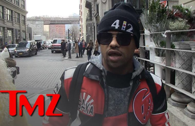 Raz B Says He Doesn't Feel Safe on B2K Reunion Tour, But He's Not Quitting | TMZ 1