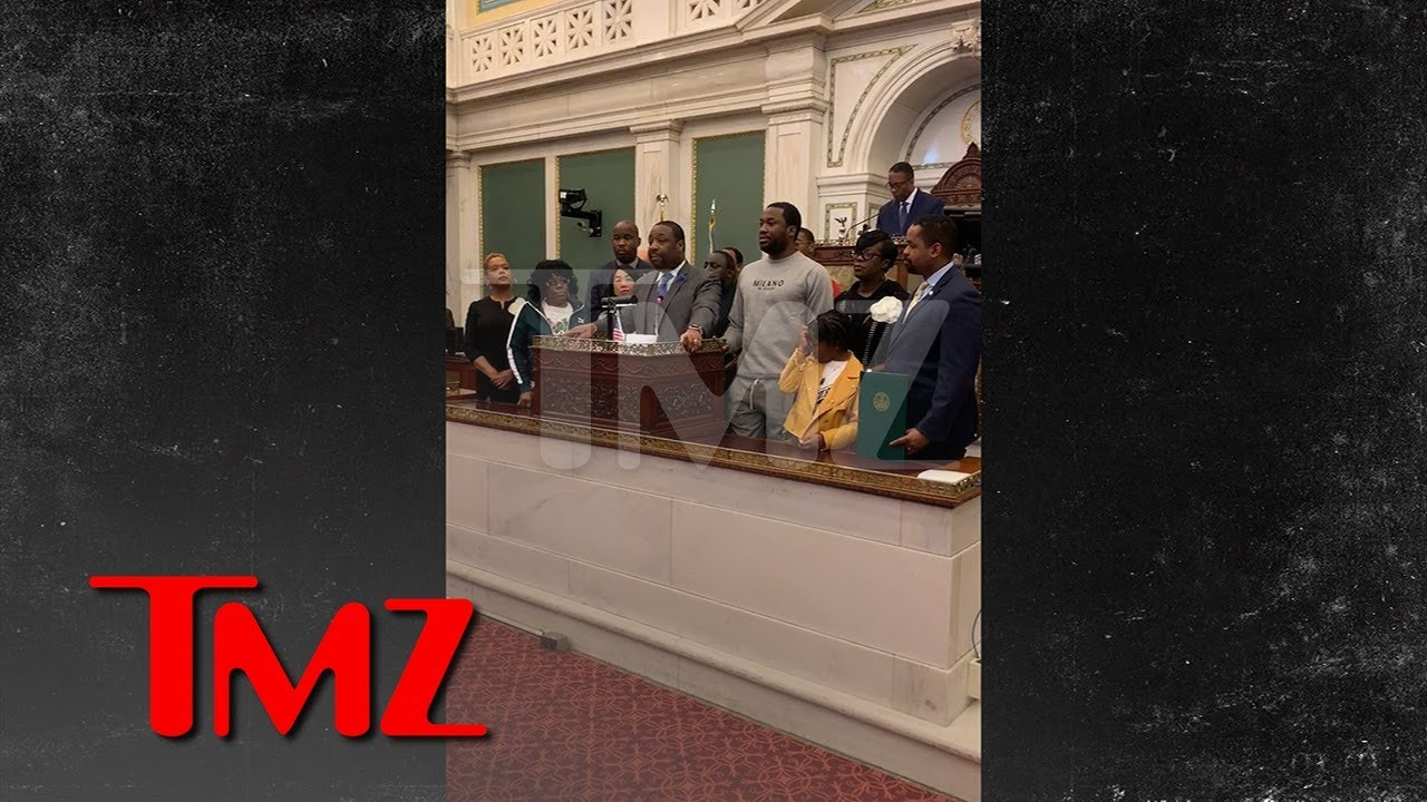 Meek Mill Honored in Court | TMZ 5