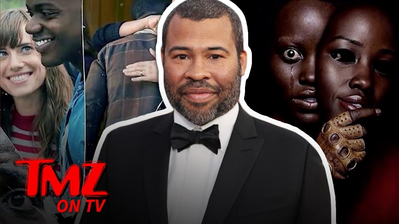 Jordan Peele Is Beyond Excited For 'Us' To Scare Everybody | TMZ TV 2