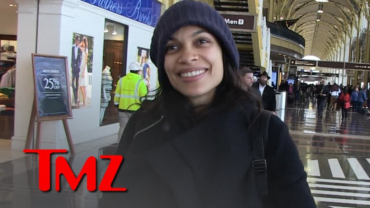 Rosario Dawson Confirms She's Dating Cory Booker, Says They're in Love | TMZ 5