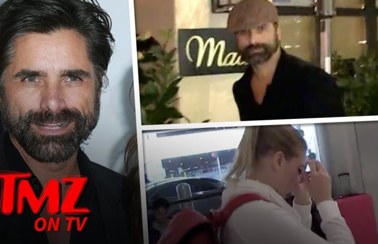 John Stamos Reacts to 'Aunt Becky' Lori Loughlin's Indictment | TMZ TV 1