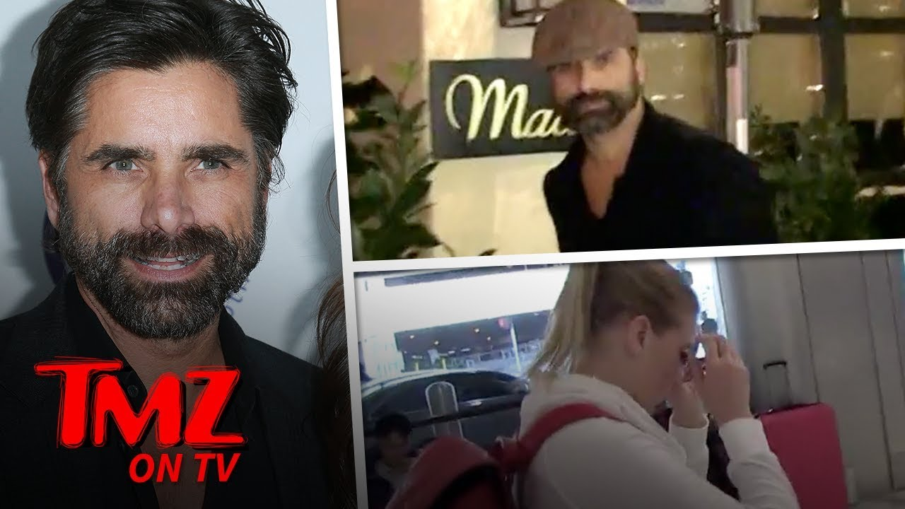 John Stamos Reacts to 'Aunt Becky' Lori Loughlin's Indictment | TMZ TV 4