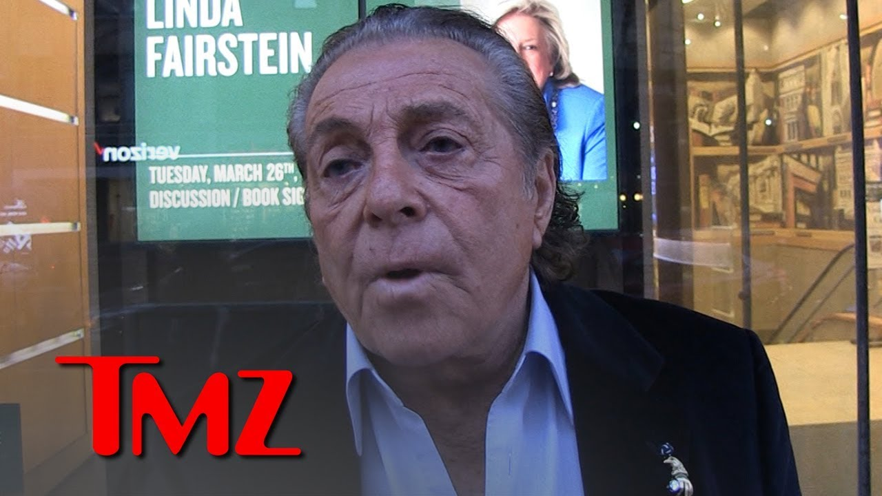 'Godfather' Actor Says Italian Mob Would Never Kill Boss In Front of Home | TMZ 5