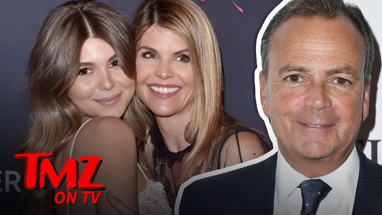 Lori Loughlin's Daughter, Olivia Jade, Was Yachting Amidst Bribery Scandal | TMZ TV 3