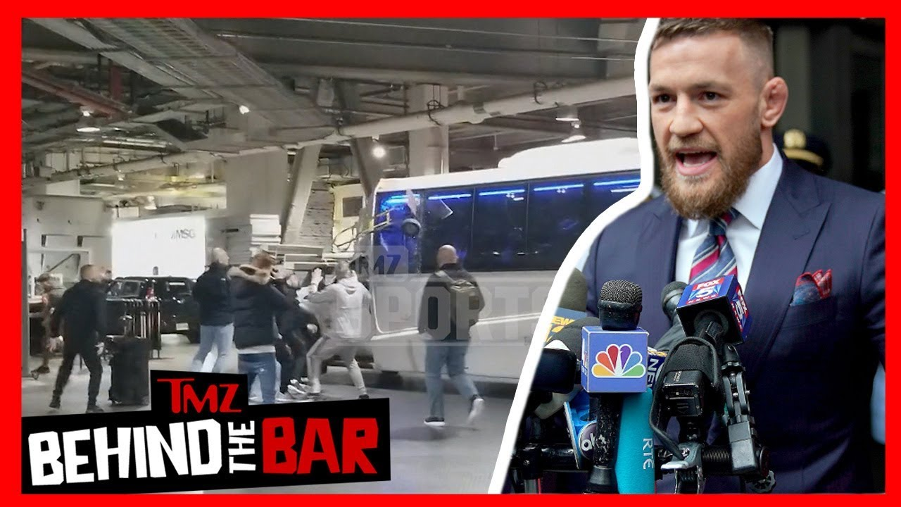 Conor McGregor Might Owe A Lot Of Money To Injured Fighters | Behind the Bar 1