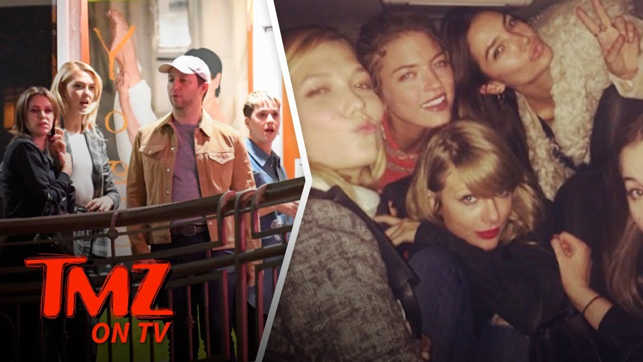 Taylor Swift Is Cancelled | TMZ TV 4