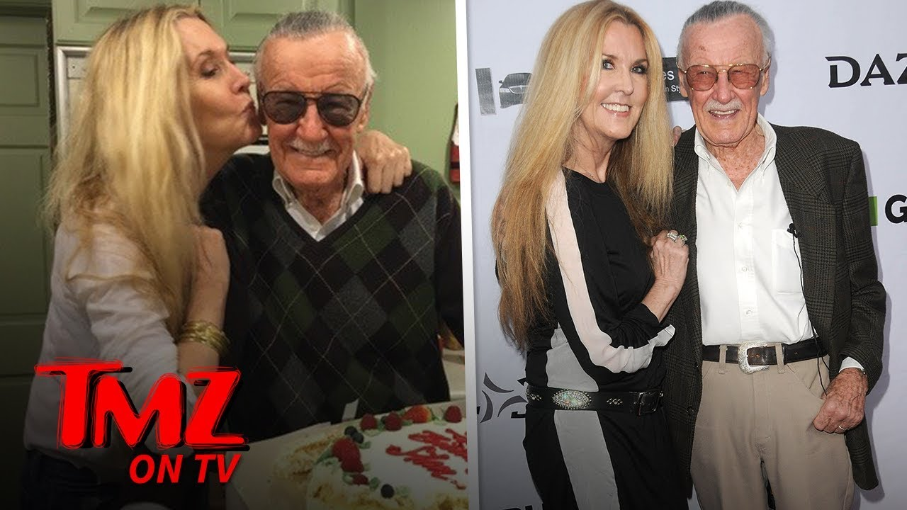 Stan Lee's Final Superhero Revealed | TMZ TV 1