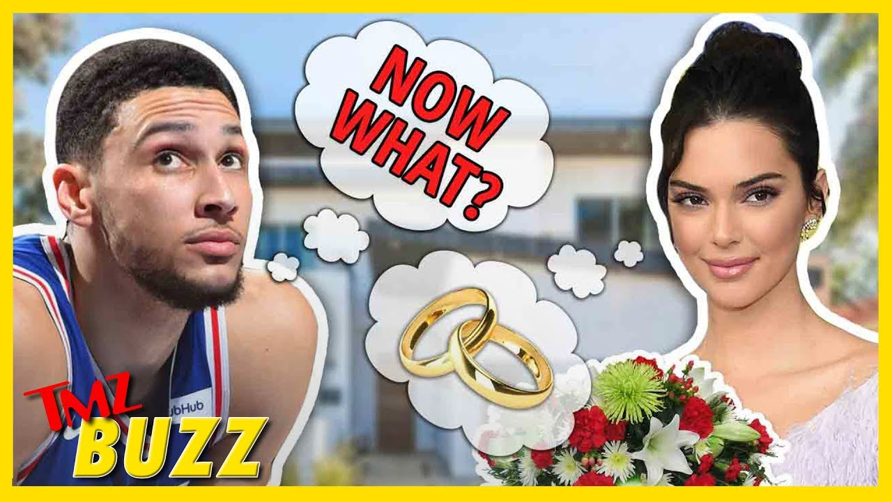 When Are Kendall Jenner and Ben Simmons Getting Married? | TMZ Buzz 4