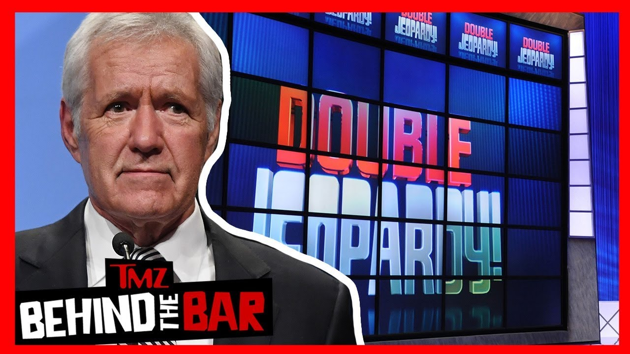 Can Jeopardy Survive Without Alex Trebek? | Behind the Bar 3