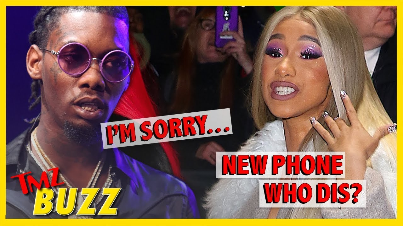 Why Offset Doesn't Deserve To Get Cardi B Back | TMZ BUZZ 4