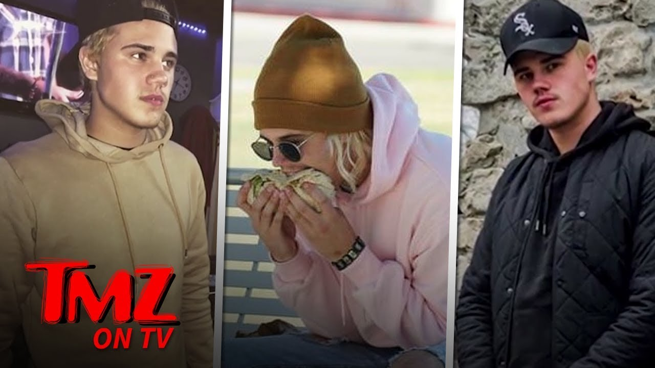 Justin Bieber Burrito Photo Prank Fools Everyone! | TMZ TV 5