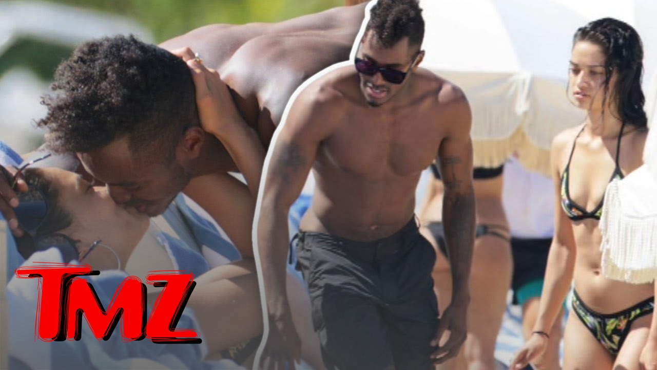 Model Shanina Shaik Has Moved On From Tyson Beckford | TMZ 4