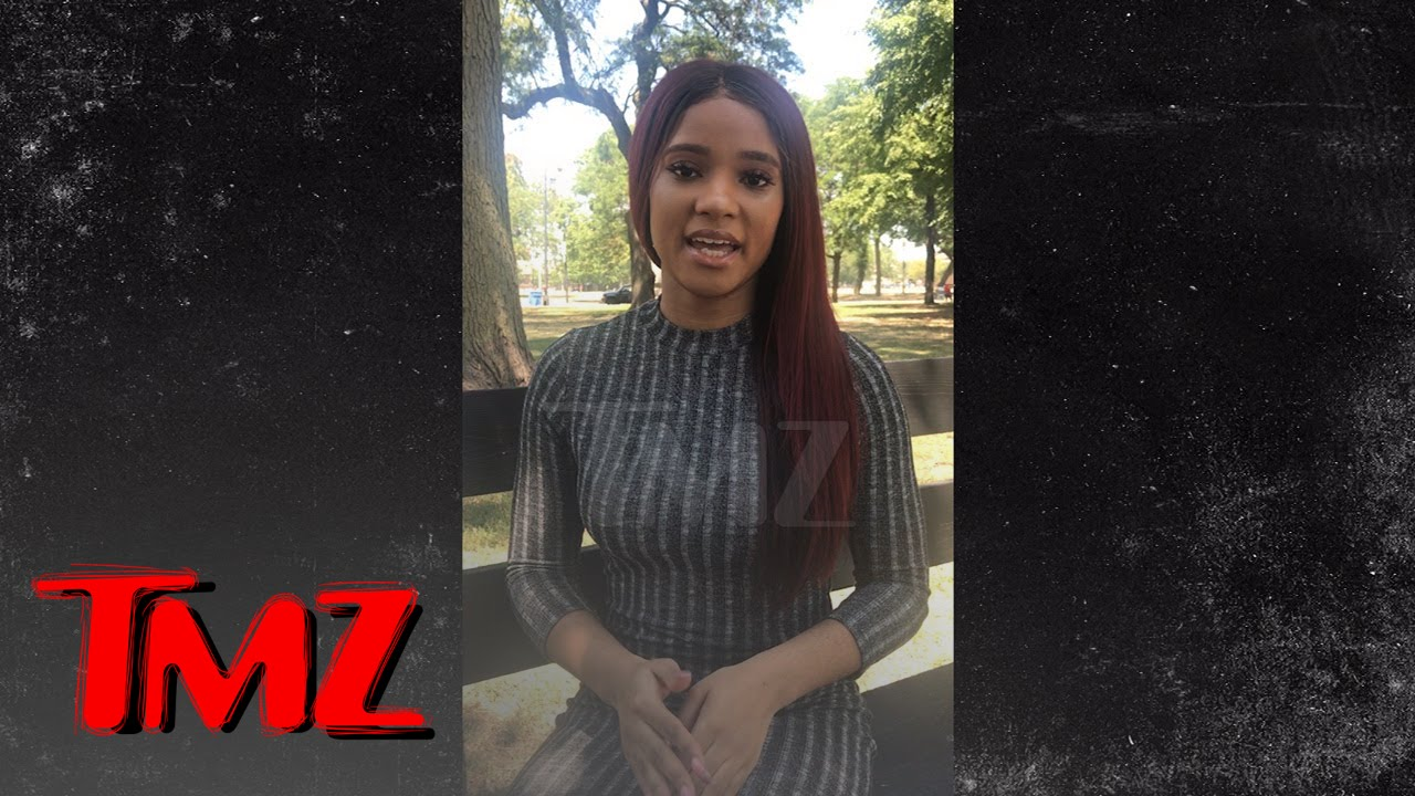 R. Kelly's Alleged Captive Joycelyn Savage Blasts Father for Embarrassing Her | TMZ 4