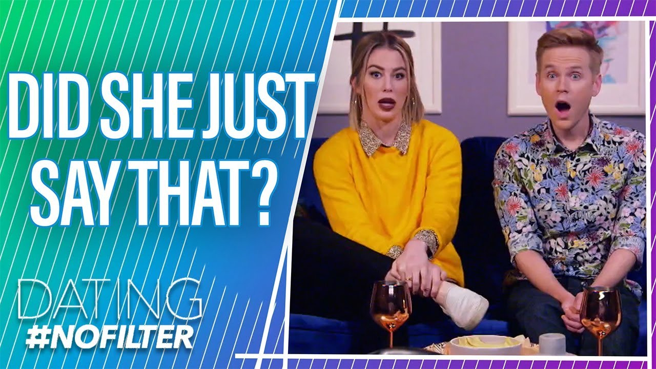 Never Talk About This On A Date | Dating #NoFilter | E! 2
