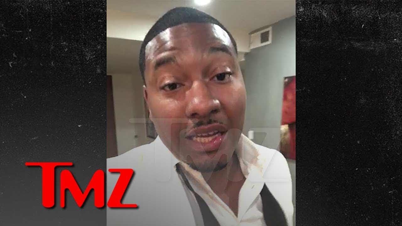 Kanye West Fights The Paparazzi?! | TMZ 2