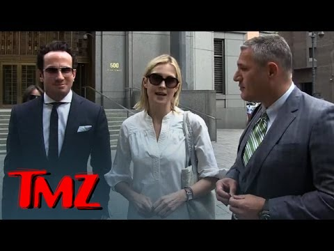 Kelly Rutherford -- Attempt to Keep Kids in U.S. FAILS ... Freaks Out in Court | TMZ 2