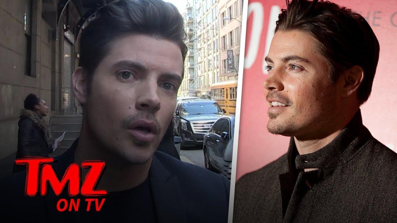Actor Josh Henderson Burglary Case Rejected Because He's Innocent | TMZ TV 5