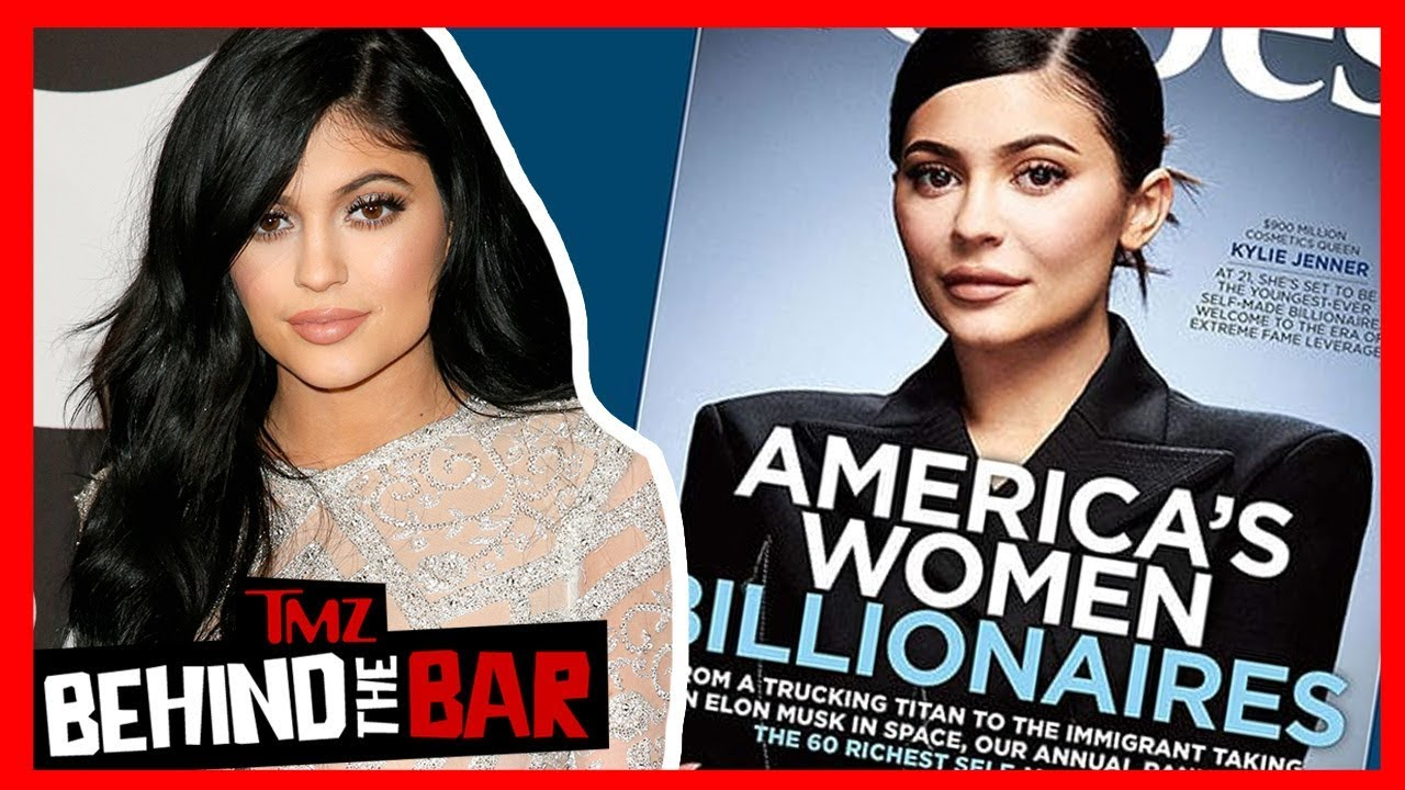 Is Kylie Jenner A Self Made Billionaire? | Behind the Bar 4