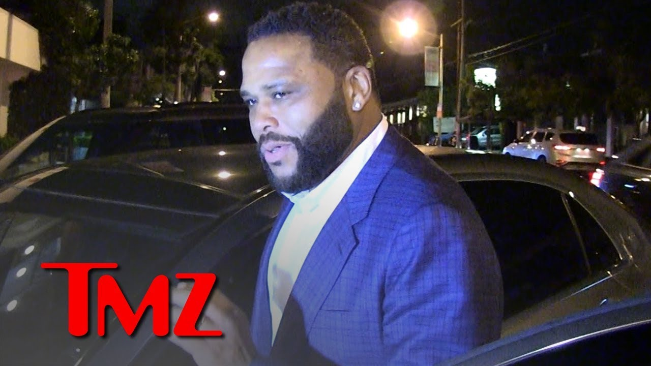 Anthony Anderson Says Roseanne 'Needs Help' After Her #MeToo Criticism | TMZ 1