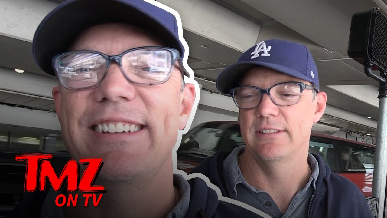 'Scooby Doo' Star Matthew Lillard: Shaggy Wasn't a Pot Head! | TMZ TV 3