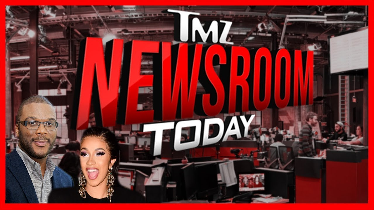 Tyler Perry On Armed Guards In Churches | TMZ Newsroom Today 5