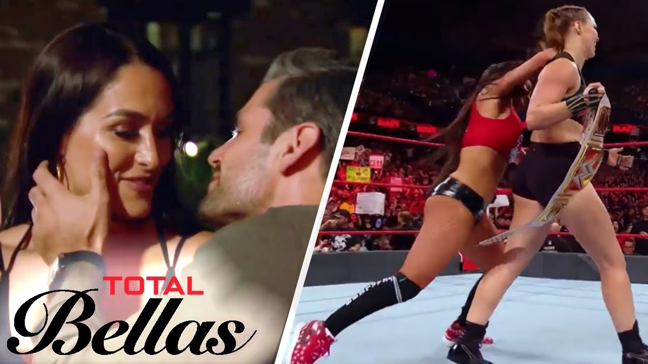 "Nikki Gets Blindsided By A Kiss | ""Total Bellas"" Recap (S4 Ep7) 