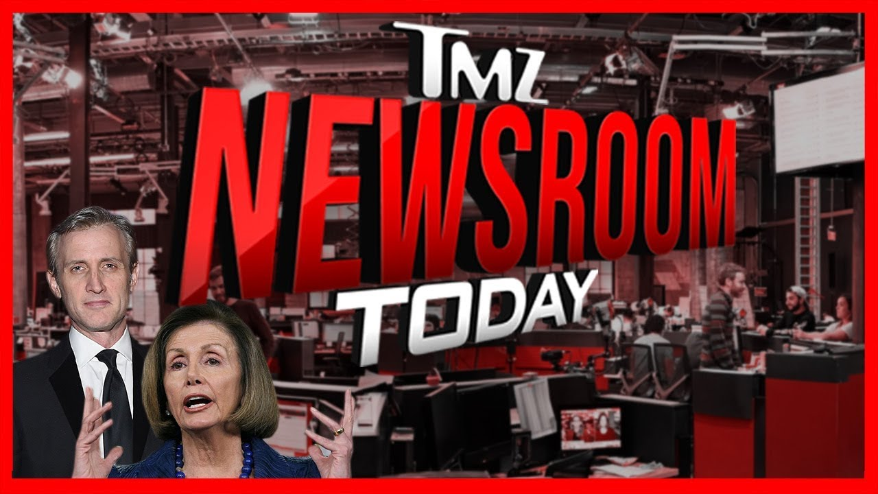 More Targeted Bomb Threats, Nancy Pelosi Unfazed | TMZ Newsroom Today 1