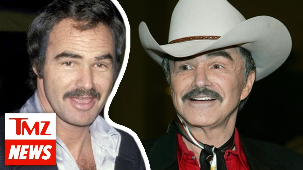 Burt Reynolds Dead at 82 After Heart Attack | TMZ News 4