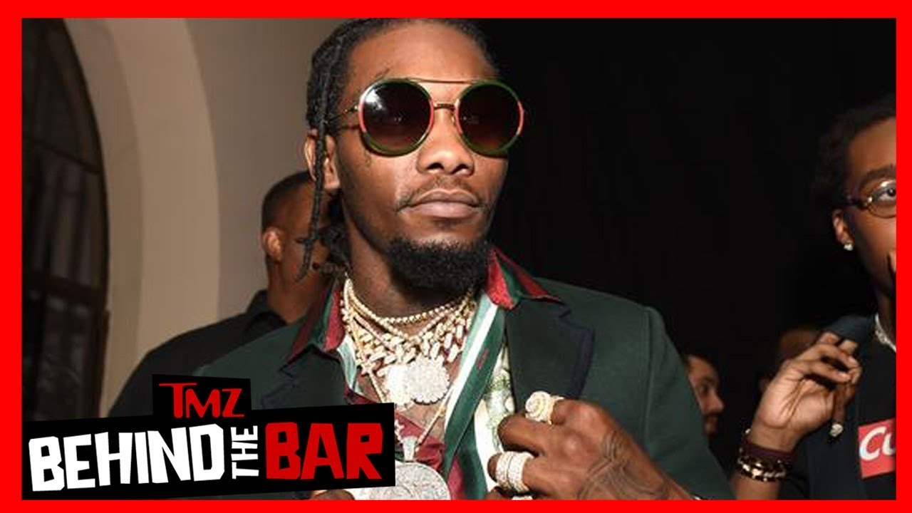 Will Offset Face Jail Time for Gun Possession Arrest? | Behind the Bar 3